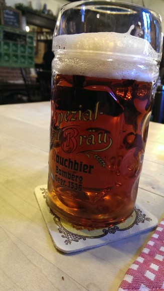 German Smoked Beer