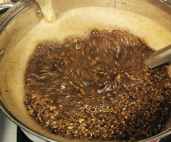Smoked Bock Homebrew Recipe