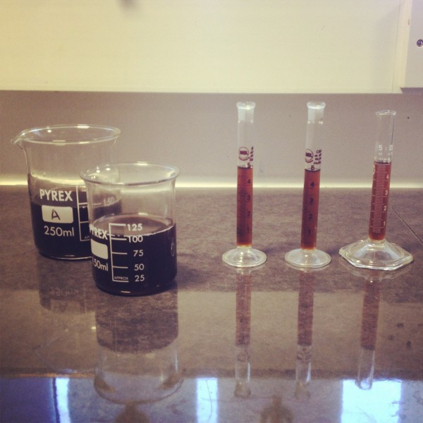 Sour Beer Blending
