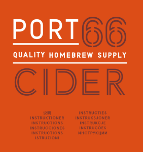 Cider Kit Instructions Download